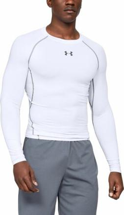 Mens Under Armour HeatGear Armour Long Sleeve Compression S