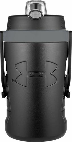 Under Armour Sideline 64 Ounce Water Bottle, Black