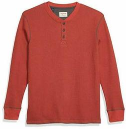 Wrangler Authentics Men's Long Sleeve Waffle Henle - Choose
