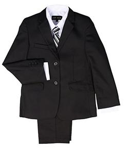 Avery Hill Boys Formal 5 Piece Suit with Shirt, Vest, and Ti