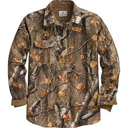 Legendary Whitetails Buck Camp Flannels Big Game Field Camo