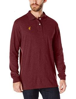 U.S. Polo Assn. Men's Classic Long Sleeve Interlock Shirt, B