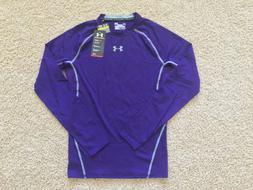 UNDER ARMOUR Heat Gear Sonic Long Sleeve Compression Shirt 1