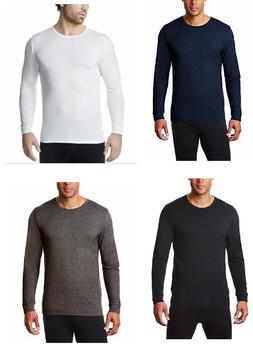 32 Degrees Heat Men's Performance Mesh Long Sleeve Crew Ne