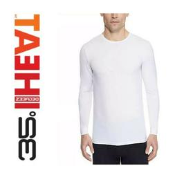 32 Degrees Heat Mens Thermal Base Layer Long Sleeve Shirt, C