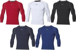 Under Armour HeatGear Compression Men's Long Sleeve Shirt-12