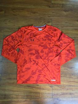 Under Armour Heatgear Long Sleeve Shirt Men