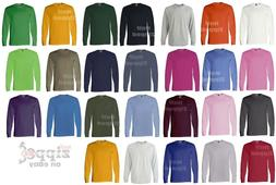 Fruit of the Loom Heavy Cotton Long Sleeve T-Shirt 4930R S-3