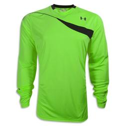 Under Armour Kids Boy's Horizontal Long Sleeve Goal Keeping
