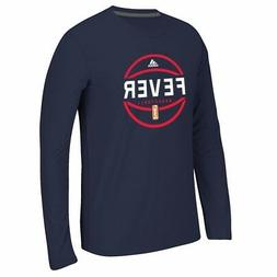 Indiana Fever Adidas Climalite Perfor. Ultimate Tee Long Sle
