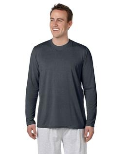 Gildan Knit Performance 5 Oz. Long-Sleeve T-Shirt, G424B, Yo