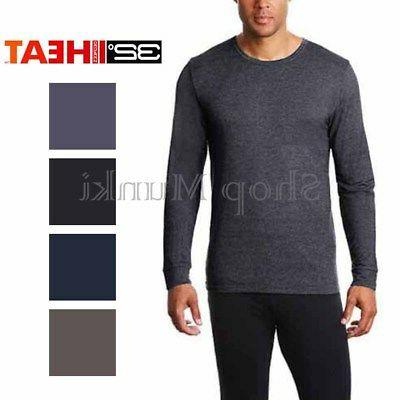 Weatherproof 32 Degrees Heat Mens Active Mesh Long Sleeve Te