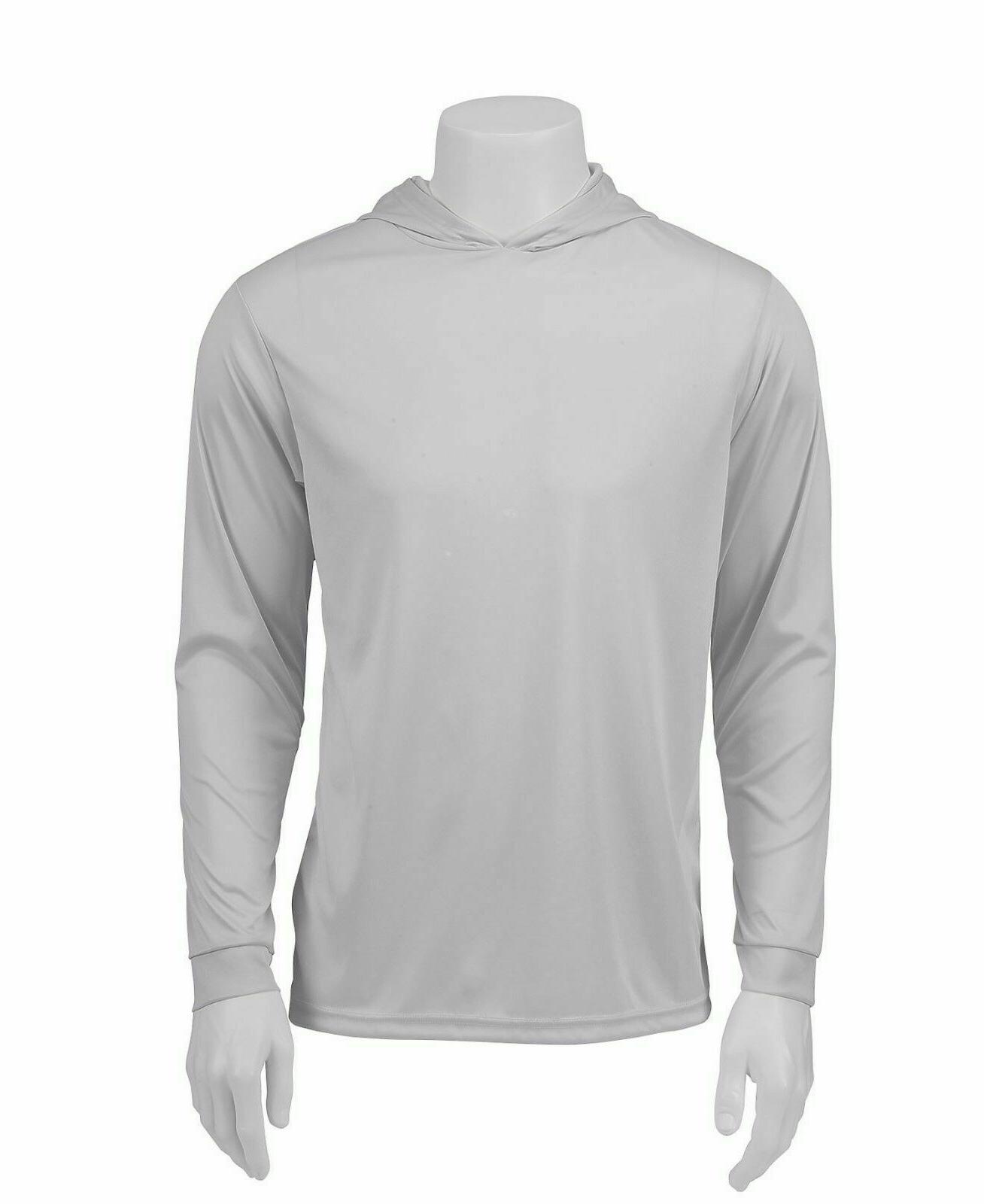 Paragon Adult Long Sleeve UPF 50+ Boat Protection Hooded