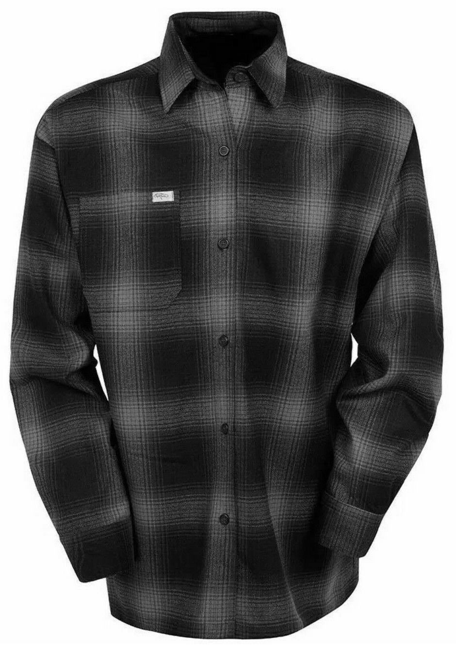 caltop charcoal ombre long sleeve shirt old