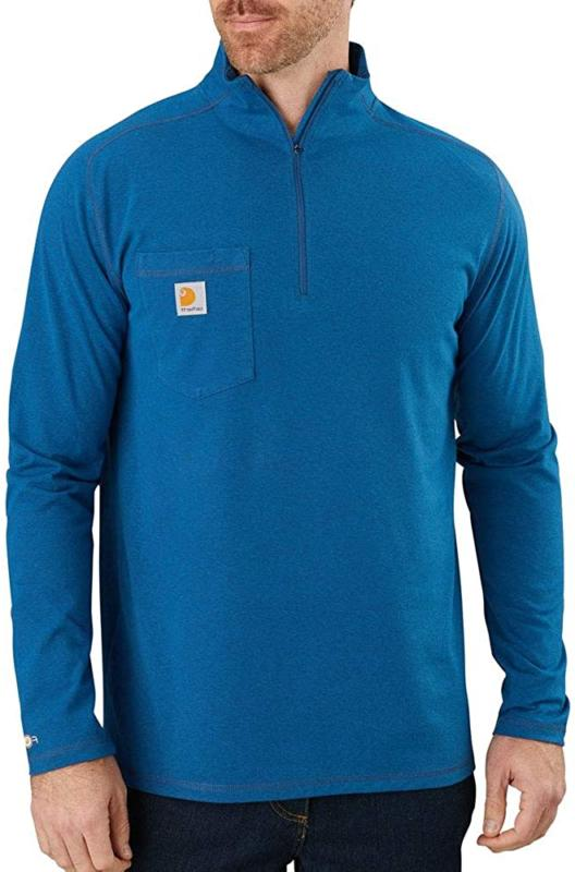 carhartt men s force relaxed fit long