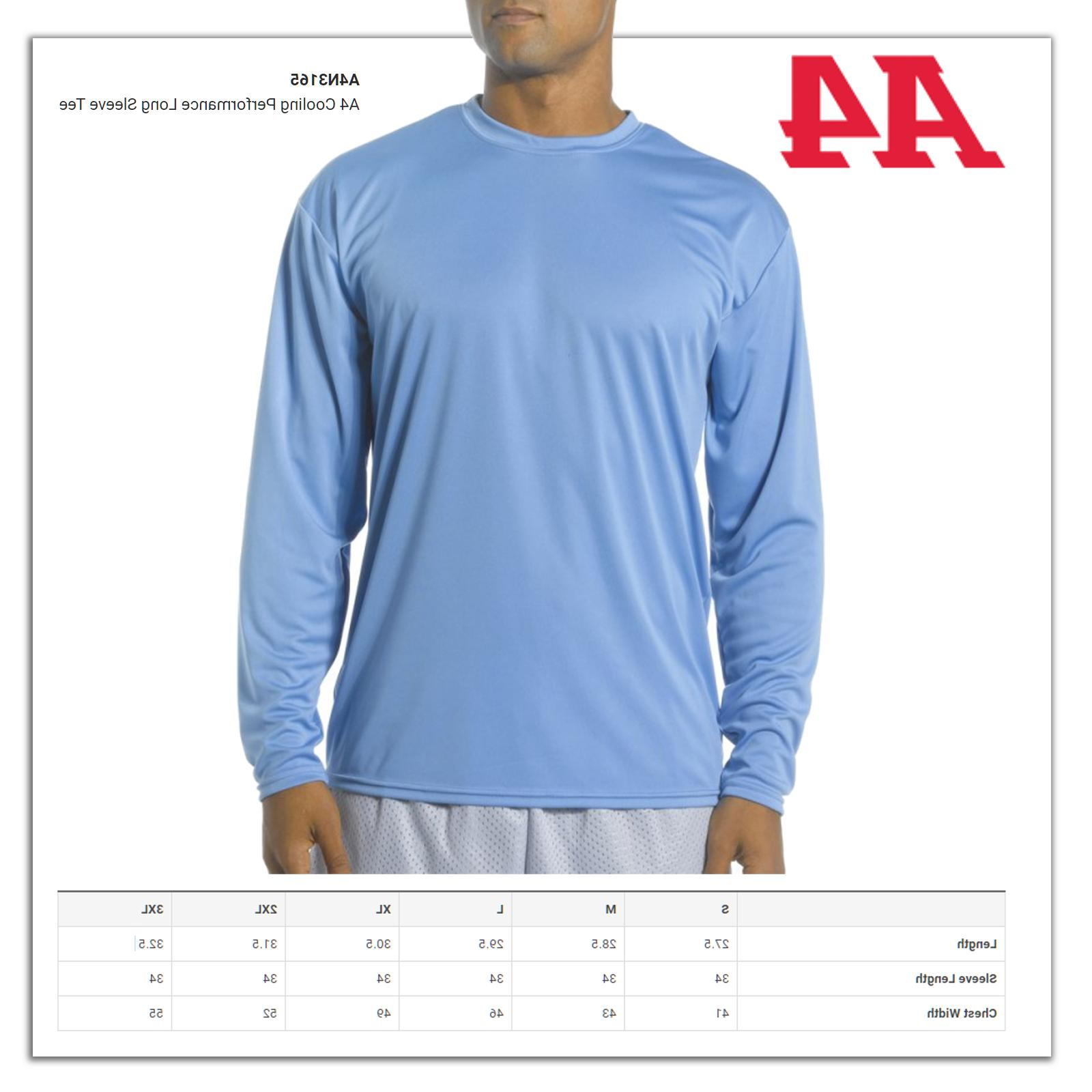 A4 Sleeve Tee UPF Protection