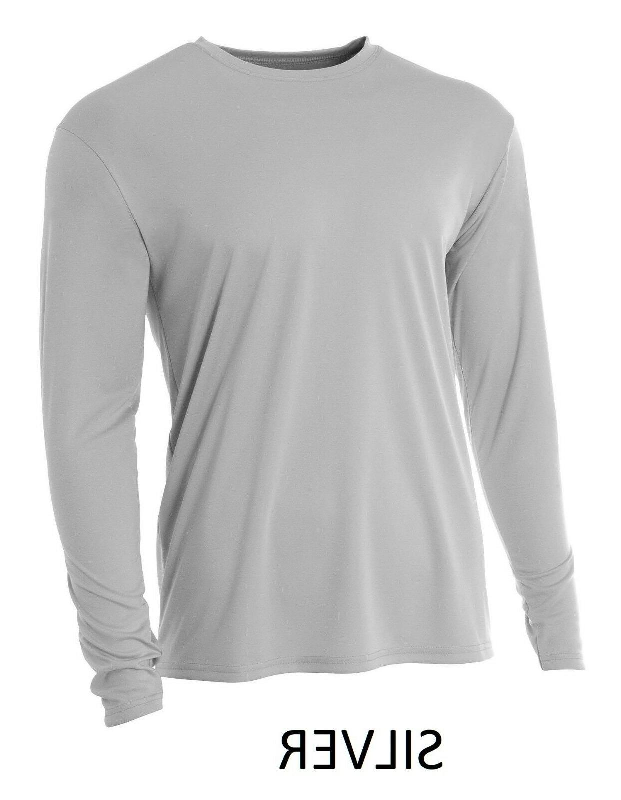 A4 Performance Long Sleeve Moisture