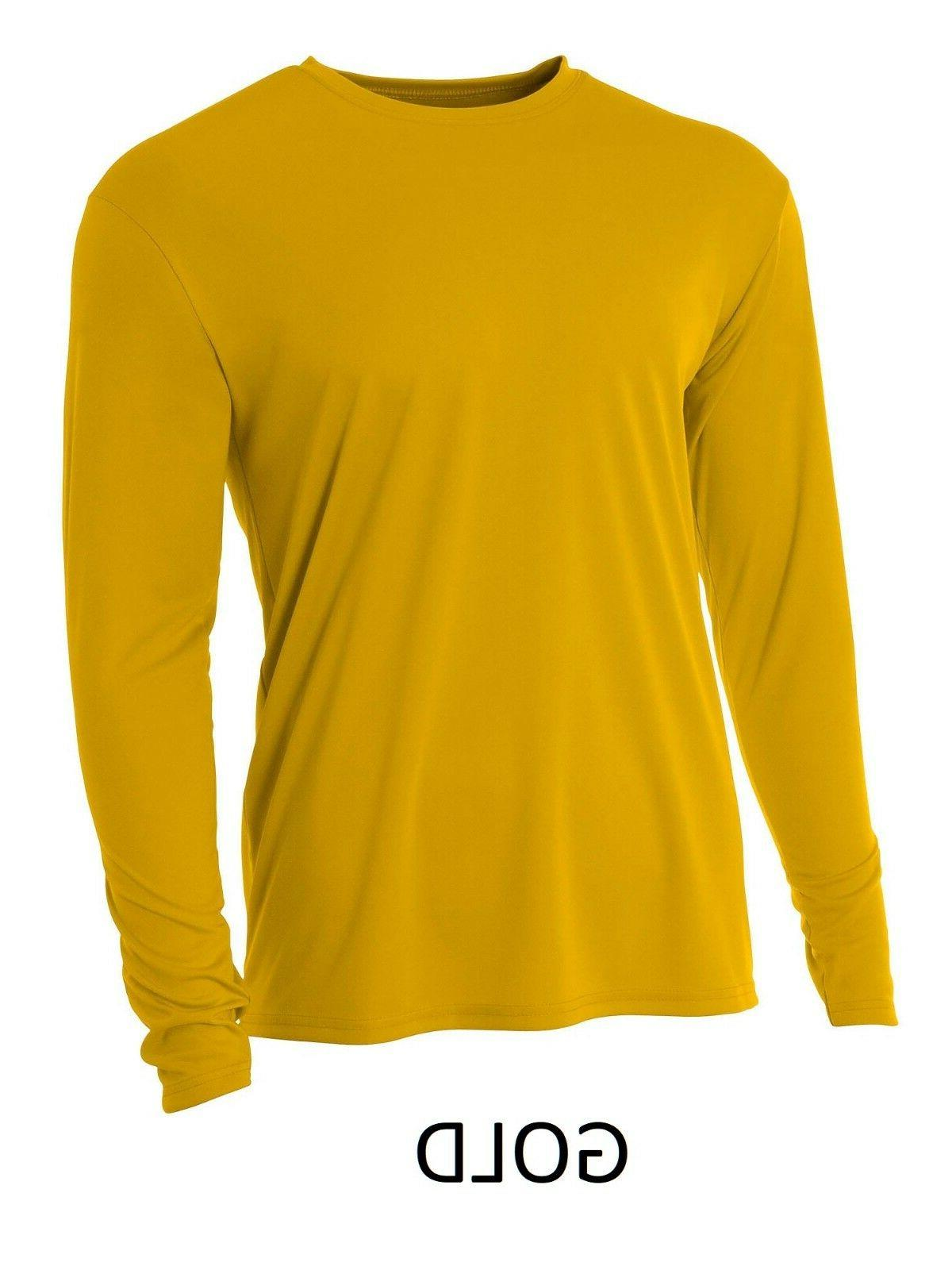 A4 Sleeve Tee UPF 30+ UV Protection