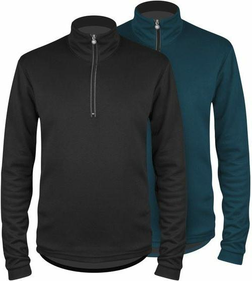 Aero Tech Designs Cycling Merino Wool Biking Long Sleeve Bik