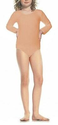 ToBeInStyle Girl's Long Sleeve & Legless Leotard
