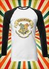 Harry Potter Hogwarts Hipster Men Women Long Short Sleeve Ba