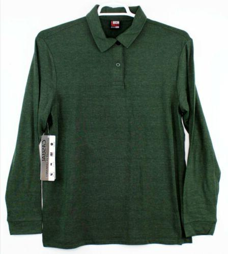 32 Degrees Heat New Green Mens Size Medium Tech Polo Rugby S