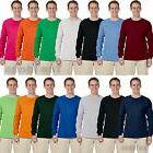 Fruit of the Loom - Heavy Cotton Long Sleeve T-Shirt Cotton