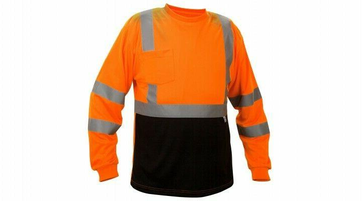 Hi 3 Safety Moisture Wicking Reflective