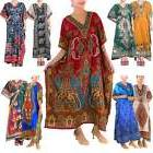 Kaftan Dress Caftan Beach Cover Boho Gown Hippie Beach Women