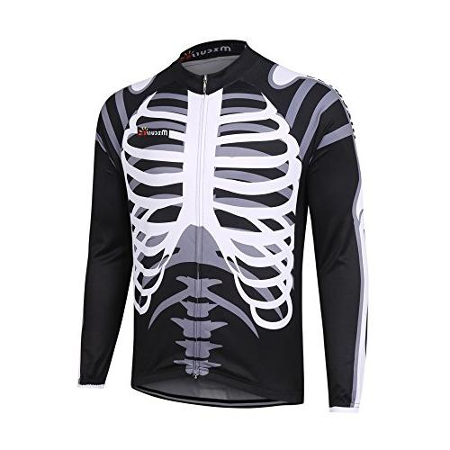long sleeve bicycle cycling jersey