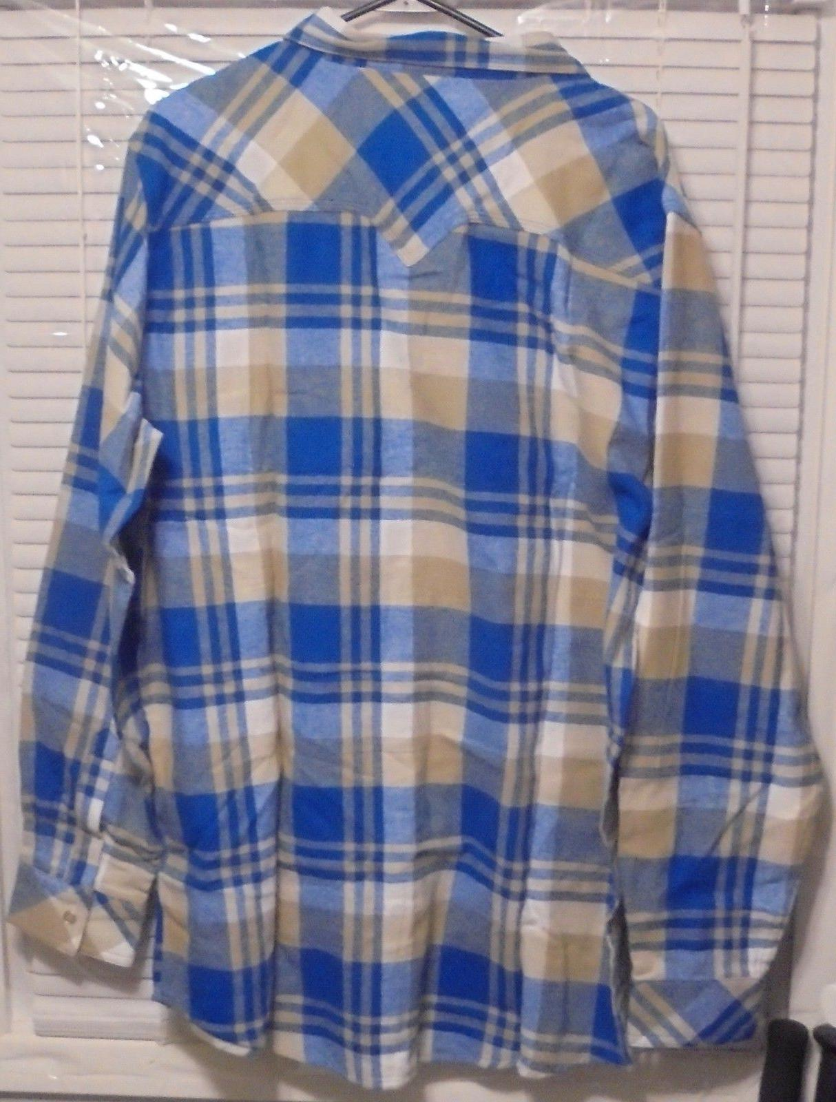Legendary Whitetails Western Long Button Up Flannel