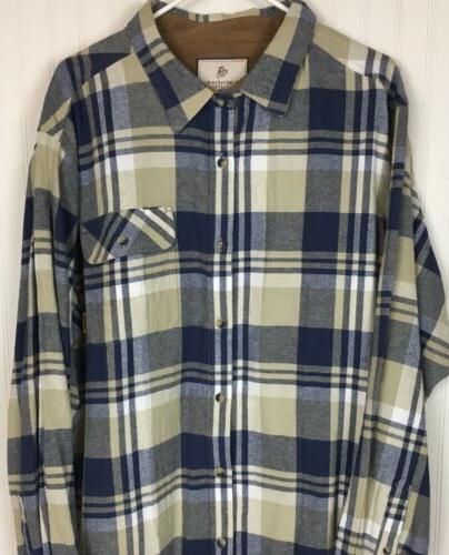 Camp Flannel Long Size
