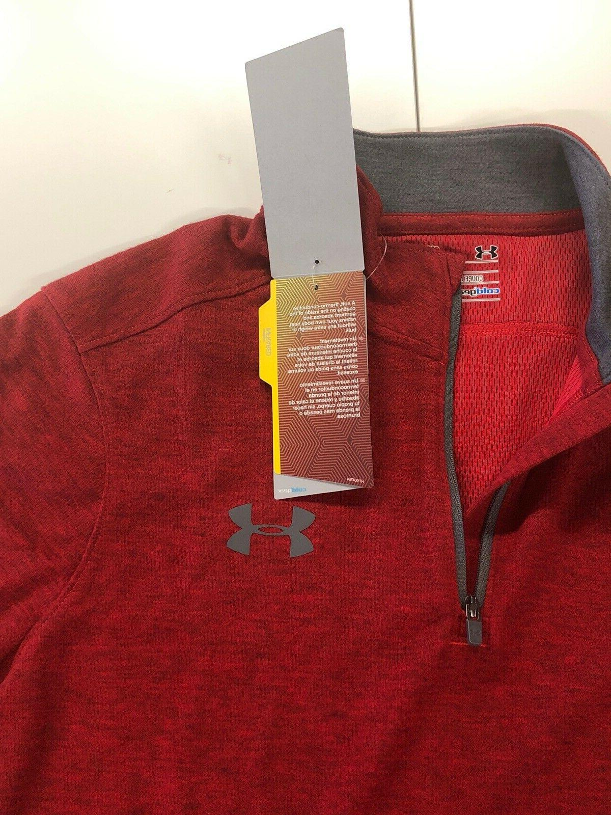 Under Armour Mens Infrared Lightweight Small Long sleeve NWT