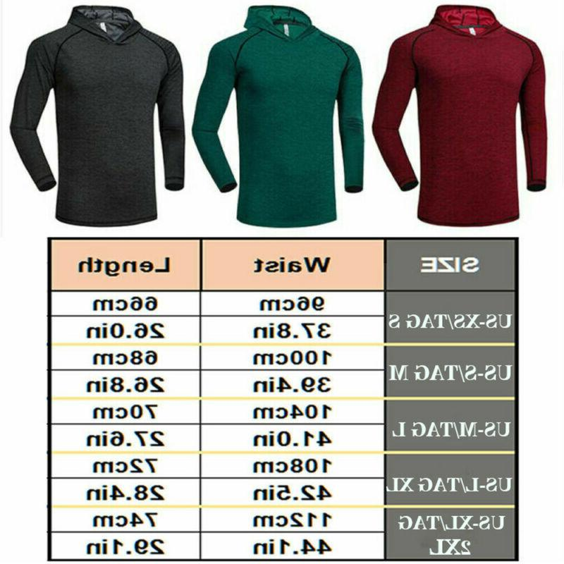 Mens Shirts Hoodie Casual Basic T-shirt NEW