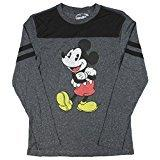 Mickey Mouse Disney Retro Vintage Licensed Charcoal Speckle
