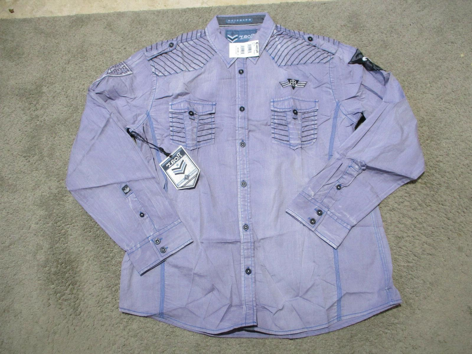 new button up shirt adult extra large