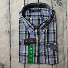 *NEW* Nautica Men's Button Up Long Sleeve Dress Shirt With F