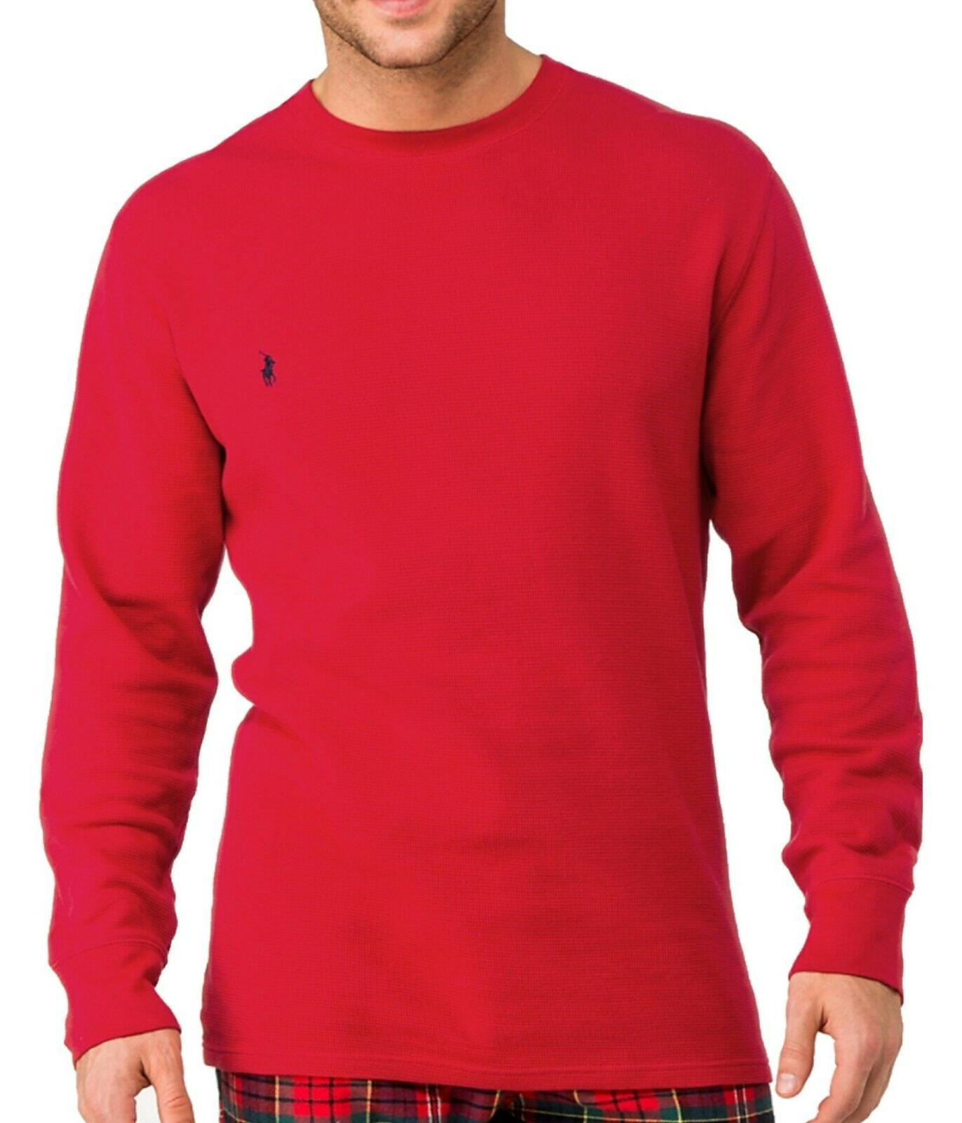 New Lauren Knit Thermal Long Sleeve - S -