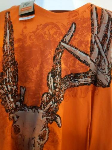 NWT Whitetails The Pullover