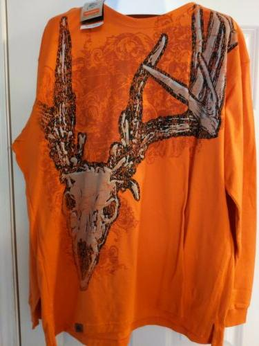 nwt celebrate the hunt long sleeve pullover