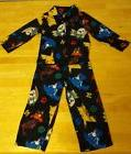 POKEMON Size 4 long-sleeve Pajama set,  button up Shirt and