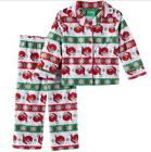 Toddler Boys' 2 Piece Pajama Set NWT Sesame Street Elmo Chri