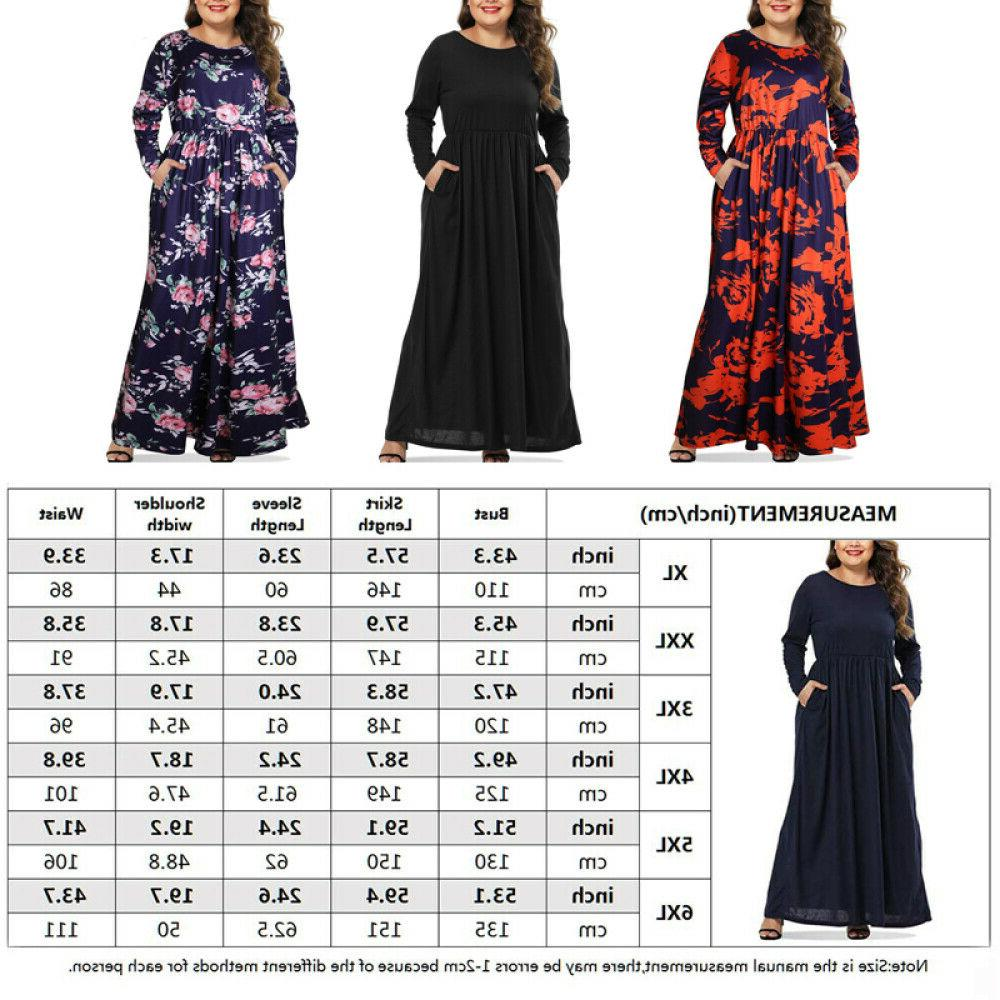 Women Sleeve Maxi Casual Cocktail Dresses