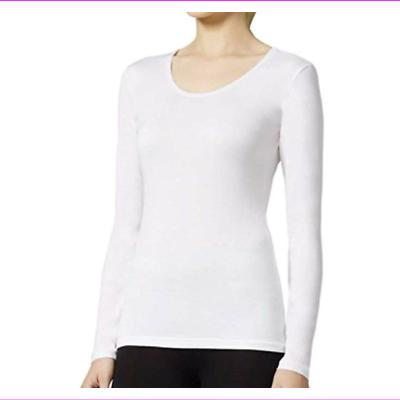 Women's 32 Degrees Heat  Thermal Base Scoop Neck Shirt Long