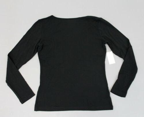 32 Degrees Sleeve Scoop T-Shirt NWT
