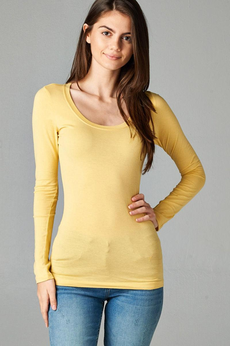 Womens Long Active Stretch Light Weight S/M/L