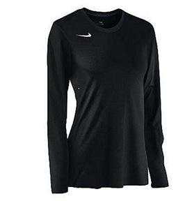 Nike Women's Long Sleeve Legend Shirt Black M