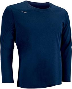 Nike Women's Long Sleeve Legend Shirt PURPLE