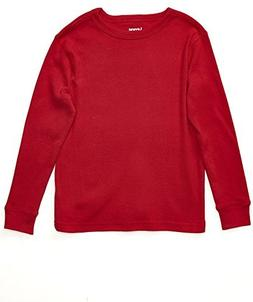 Leveret Long Sleeve Solid T-Shirt 100% Cotton