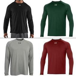 Under Armour Men Athletic Apparel Team Locker Long Sleeve Sh
